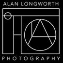 Photography by Alan Longworth Logo